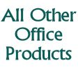 All other Office Products
