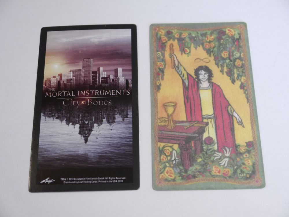The Mortal Instruments, City of Bones, Trading Card, Base ... |Mortal Instruments Cards