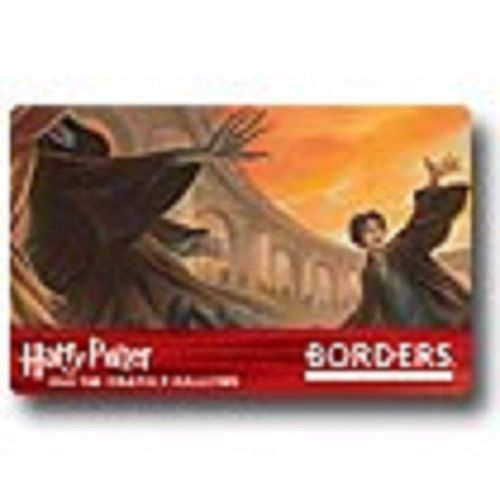 Borders Book Gift Cards - Gift Card Ideas