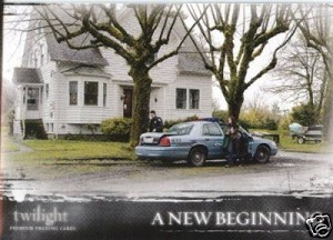 #19 A New Beginning, Twilight Trading Card