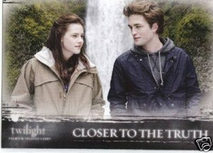 #41 Closer to Truth, Twilight Trading Card