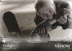 #66 Venom, Twilight Trading Card