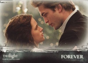 #71 Forever, Twilight Trading Card