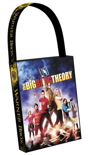 The Big Bang Theory Promotional Tote Bag SDCC