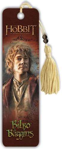 The Hobbit, An Unexpected Journey Bilbo, Bookmark