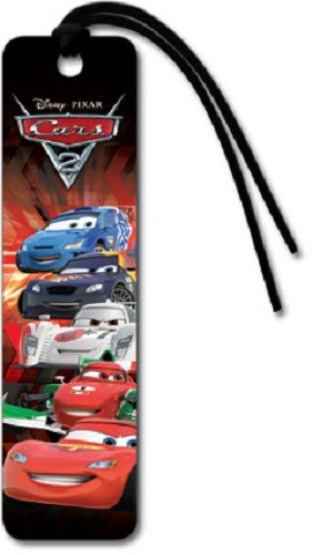 Cars 2, Bookmark (A)