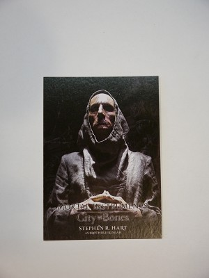 The Mortal Instruments, City of Bones, Base Character Trading Card, Brother Jeremiah CB-15