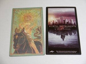 The Mortal Instruments, City of Bones, Tarot Card, The Sun BC