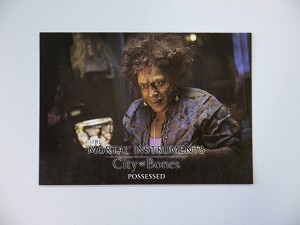 The Mortal Instruments, City of Bones, Trading Card, Possessed S-26