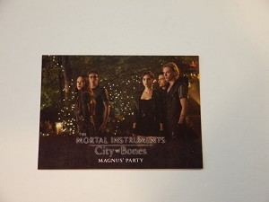 The Mortal Instruments, City of Bones, Trading Card, Magnus' Party S-29