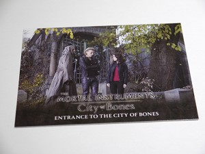 The Mortal Instruments, City of Bones, Trading Card, Entrance to The City of Bones, S-37