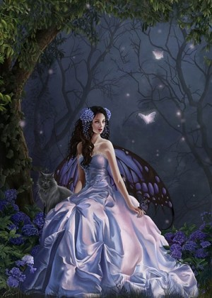 Princess Mariposa, Limited Edition Print