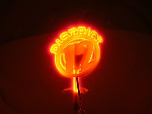 Hunger Games District 12 Decorative Light Bulb