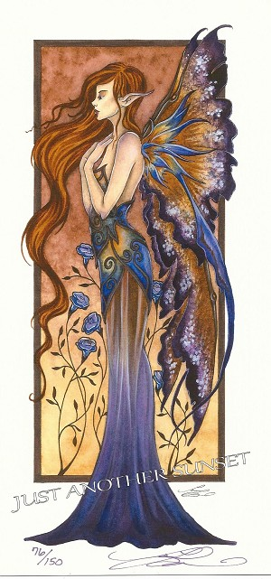 Fae 6, Limited Edition Print