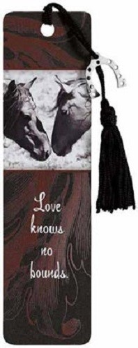 Love Knows No Bounds, Bookmark