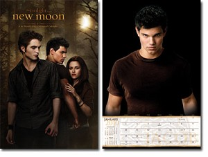 New Moon, Movie 2010 Poster Calendar