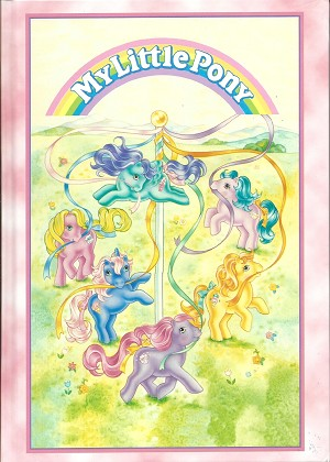 My Little Pony, Journal Pink