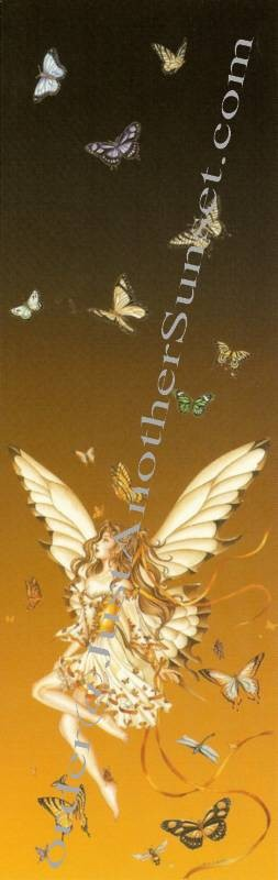 Rhapsody in Gold, Bookmark