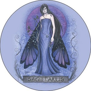 Sagittarius, Button