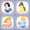 Disney Princess Decorative Wall Self Stick Art