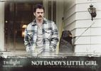 #21 Not Daddy's Little Girl, Twilight Trading Card