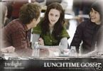 #24 Lunchtime Gossip, Twilight Trading Card