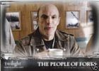 #29 The People of Forks, Twilight Trading Card
