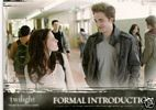 #30 Formal Introduction, Twilight Trading Card