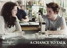 #32 Chance to Talk, Twilight Trading Card