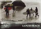 #37 La Push Beach, Twilight Trading Card