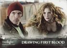 #39 Drawing First Blood Twilight Trading Card