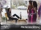 #40 Prom Shopping, Twilight Trading Card