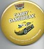 Disney Cars Land Button, Cabby Darebreak