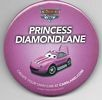 Disney Cars Land Button, Princess Diamondlane