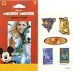 Disney Mickey, Donald, Goofy Pluto Body Art Temporary Tattoo's