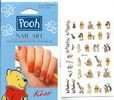 Winnie The Pooh Let's Jam Nail Art