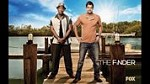 SDCC 2011 FOx ExCLUSIVE The FINDER TV SHOW POSTER RARE NEW