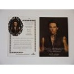 The Mortal Instruments, City of Bones, Base Character Trading Card, Alec Lightwood CB-10