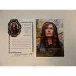 The Mortal Instruments, City of Bones, Base Character Trading Card, Jocelyn Fray CB-11 Lena Headey