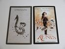 The Mortal Instruments, The World In Runes, Strength Card