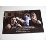 The Mortal Instruments, City of Bones, Behind The Scenes Trading Card, BHS-9