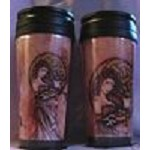 Celtic Witch, Travel Mug