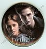 Twilight Edward Bella Promo Button