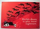 Emily's Dream is Your Worst Nightmare, Postcard