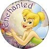 Tinker Bell Enchanted, Button