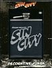 Sin City, Decorative Flask