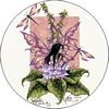 Foxgloves Fairy, Button