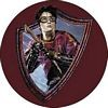 Quidditch Match, Button