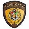 Hogwart's School Crest Triwizard Tournament, Sticker