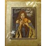 Lady of Avalon, Limited Edition Print Matted 11